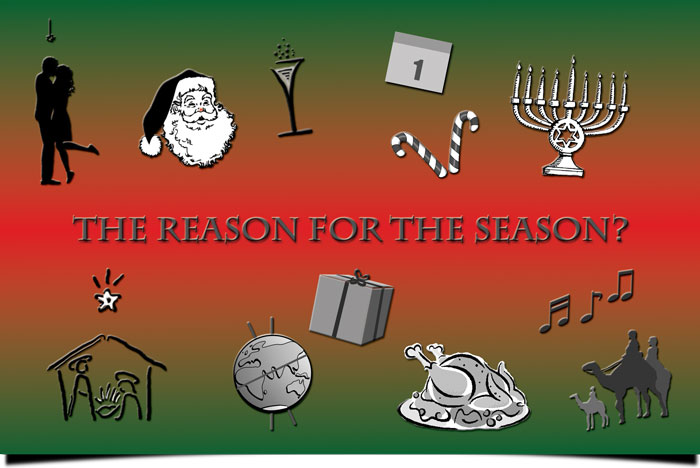 The reason for the season?