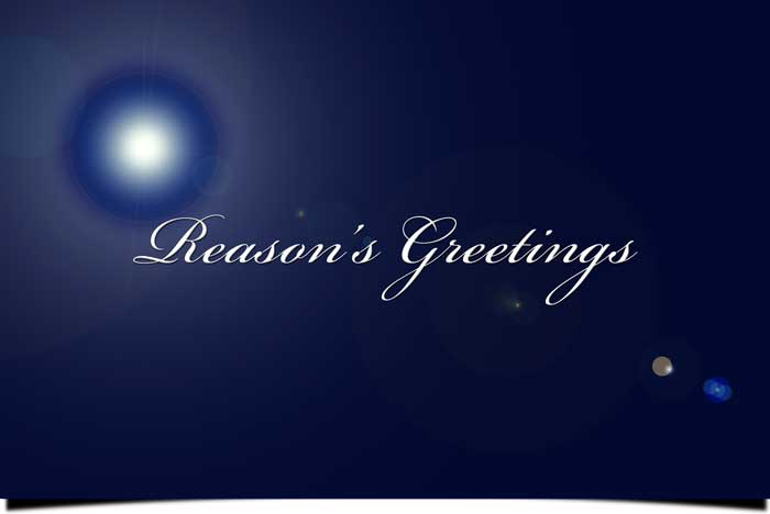 Reason's Greetings